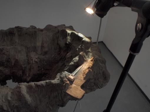 Accumulator II, Oriel Myrrdin Gallery, Wales, 2013, Wendy Judge.