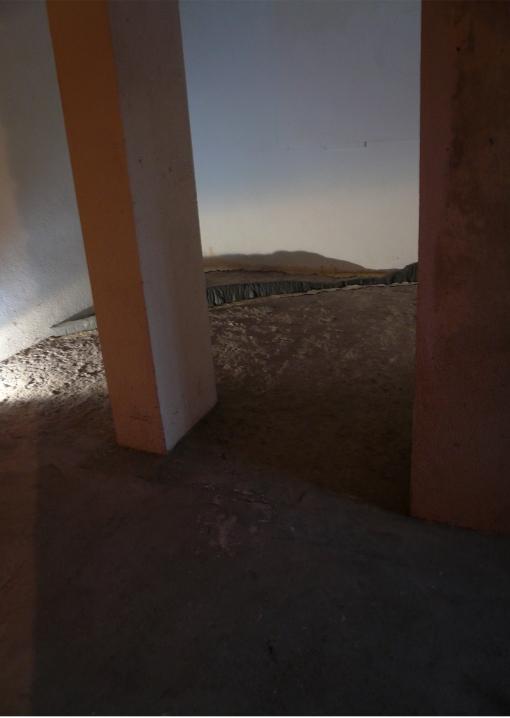 Manifestation I, Cake Contemporary Arts 2009, Wendy Judge.