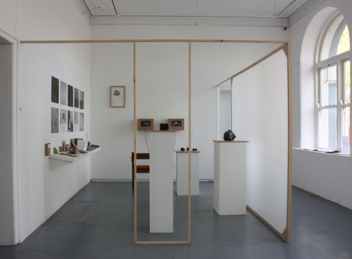 Accumulator I, West Cork Arts Centre 2012, the Annex.