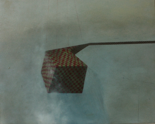 Accumulator II, Oriel Myrrdin Gallery, Wales, 2013, Gillian Lawler.