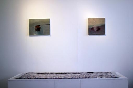 Accumulator II, Oriel Myrrdin Gallery, Wales, 2013, Mark Cullen and Gillian Lawler.