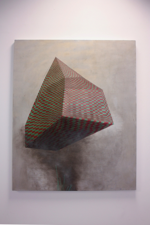 Manifestation IV, SOMA Contemporary, Waterford, 2011, Gillian Lawler.
