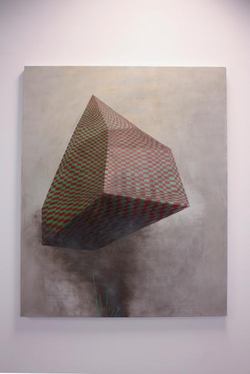Manifestation IV, SOMA Contemporary, Waterford, 2011, Gillian Lawler.