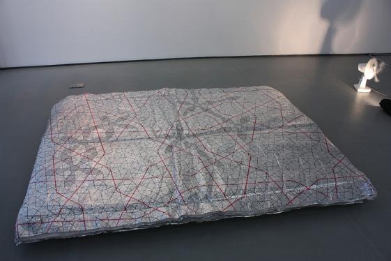 Accumulator II, Oriel Myrrdin Gallery, Wales, 2013, Mark Cullen.
