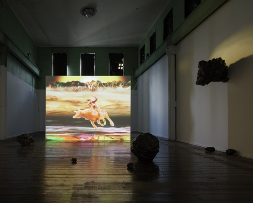 Manifestation II, Triskel Arts Centre and Black Mariah, 2010, Mark Cullen, Gordon Cheung and Wendy Judge.