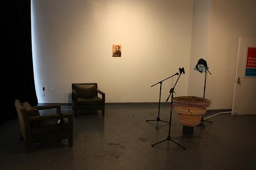 Manifestation III, CSV Cultural Center, 2011, Jessica Foley, Gordon Cheung and Wendy Judge.