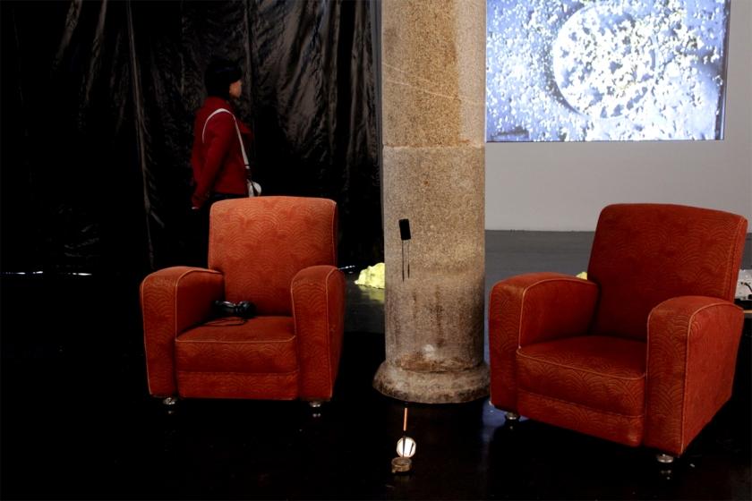 Manifestation IV, Wexford Arts Centre, 2011, Jessica Foley, Wendy Judge.