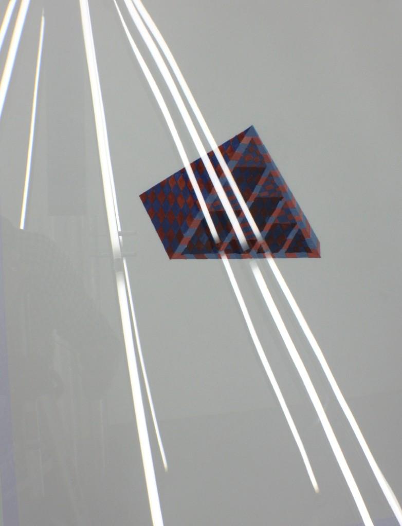 stripes on pyramid